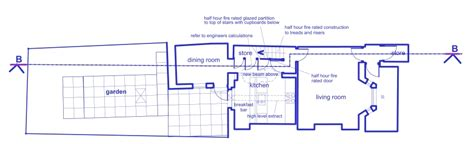 what is section line section drawing designing buildings wiki