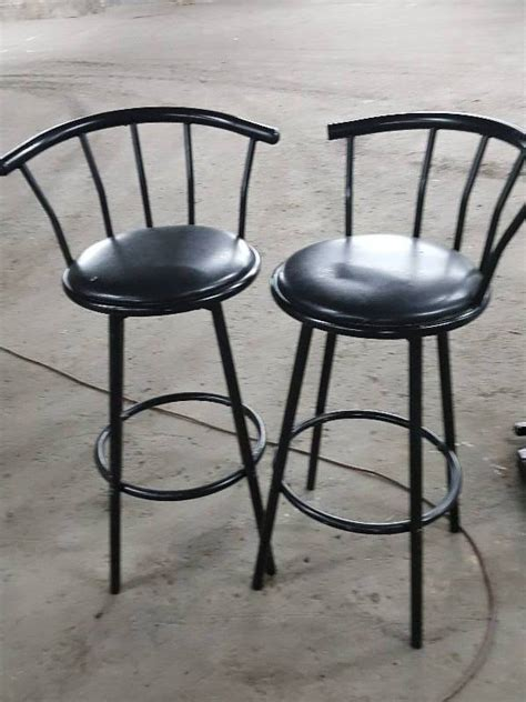 wrought iron stools counter height pair of bar height wrought iron stools with swivel