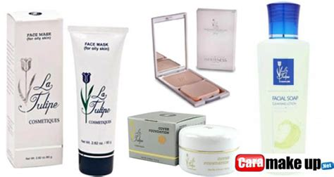 Harga Bedak Make Untuk Kulit Berminyak review harga kosmetik la tulipe untuk kulit berminyak