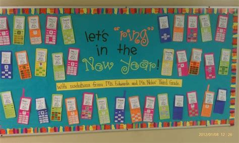 new year display ideas 60 best images about winter projects and bulletin board