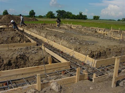 house foundation pin house footing on pinterest