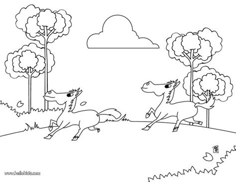 coloring pictures of horses running running horses coloring page coloring pictures of horses