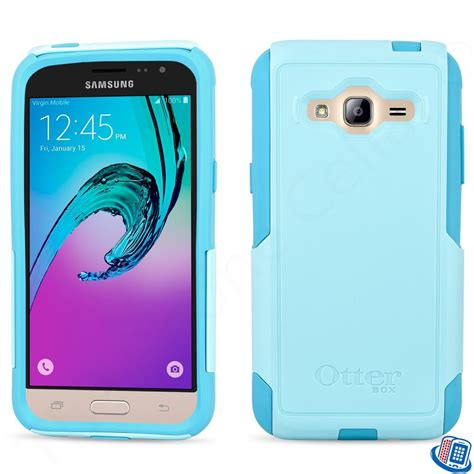Otter Box Commuter For Samsung Galaxy S5 Oem Toscablue 1 new oem otterbox commuter series aqua sky blue for