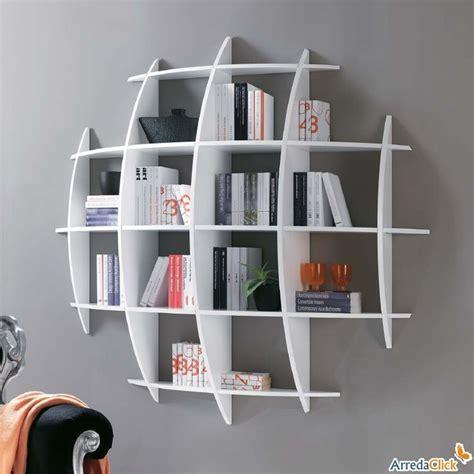 librerie sospese a parete 17 migliori idee su librerie a parete su