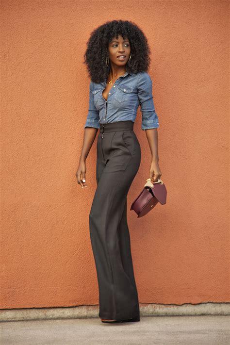 High Waisted Fashion by Style Inspiration High Waisted