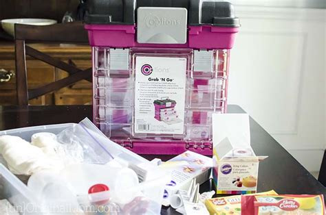 baking supply storage organizing hack how to organize your baking supplies