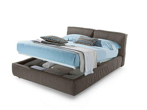 letto contenitore 160x200 letto contenitore apribile rete 160x200 bontempi