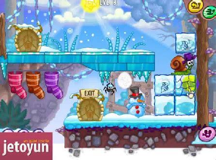 kucuk salyangoz 4 uzay oyunu zeka oyunlari salyangoz bob kış hikayesi oyunu oyna 199 izgi film oyunları