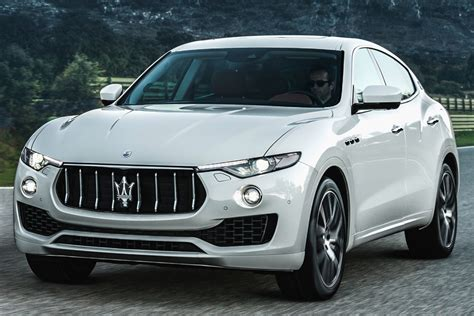 maserati suv used 2017 maserati levante suv pricing for sale edmunds