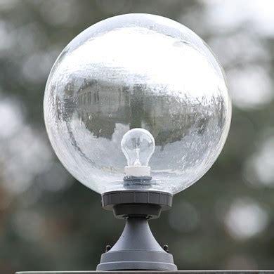 le glaskugel au 223 enle glaskugel mit 250mm echtglas terra lumi