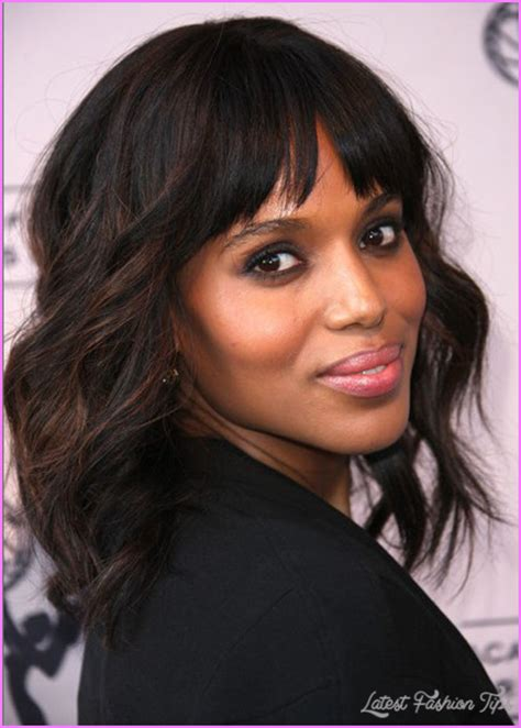 african american mid length hairstyles medium haircuts african american hair latestfashiontips