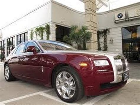 rolls royce ghost red 2013 rolls royce series ii ghost red in detail 1080p full