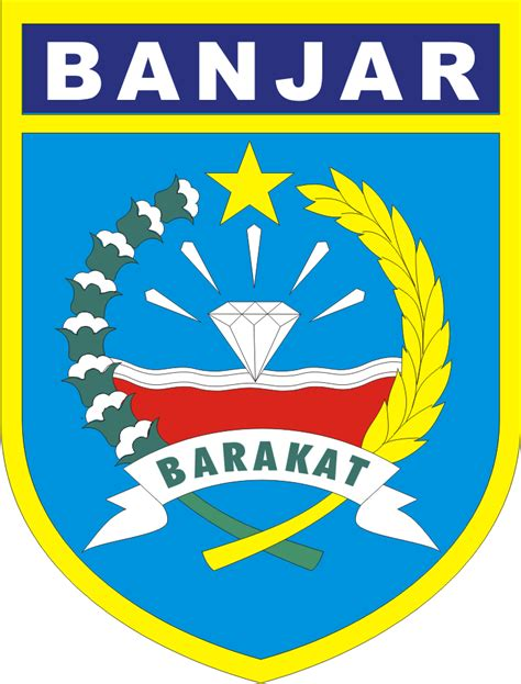 Vans Sorong Abu logo kabupaten banjar kumpulan logo indonesia