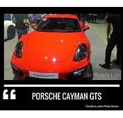 Porsche Car Models List  Complete Of All