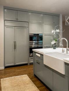 beautiful kitchen features  wall  floor  ceiling