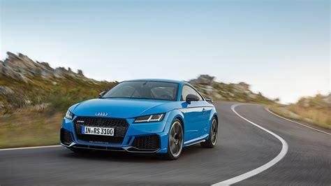 Audi Tt Rs 2020 by Photo Comparison 2020 Audi Tt Rs Vs 2016 Audi Tt Rs