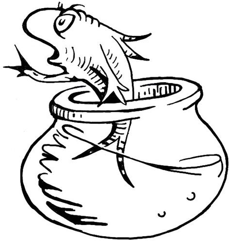 fishing hat coloring page how to draw the fish from the cat in the hat dr seuss