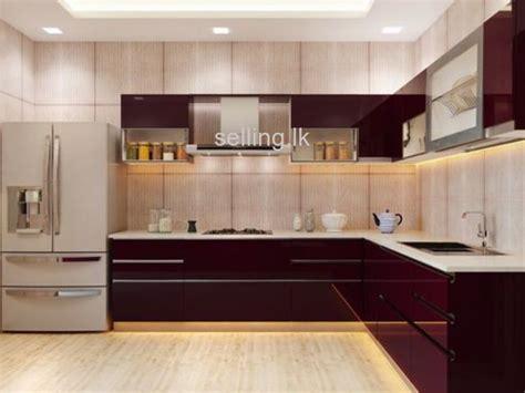 design colorful kitchen pantry colombo  sellinglk
