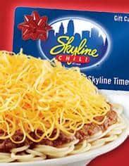 Skyline Gift Card - black friday ads and deals 2011 savings lifestyle 187 cincinnati network