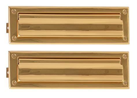 Mail Slots For Doors by A07 M0050 Brass Accents Mail Slot