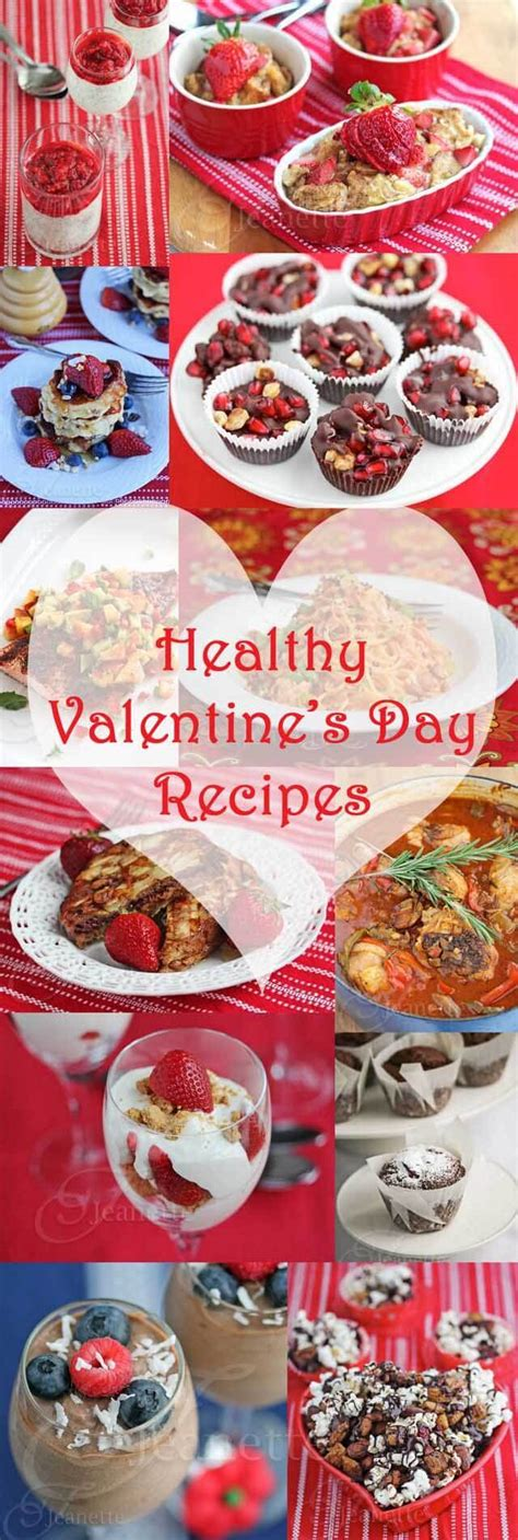 healthy s day recipes healthy valentines day recipes jeanette s healthy living