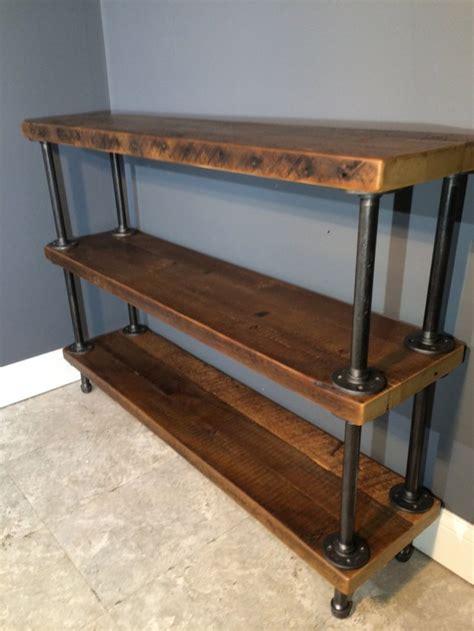 woodworking shelves best 25 reclaimed wood shelves ideas on