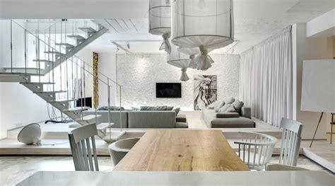 imagenes de apartamentos minimalistas reforma y decoraci 243 n de un apartamento d 250 plex arquitexs