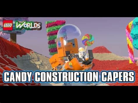 tutorial lego worlds lego worlds candy construction capers world copy