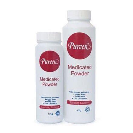 Bedak Pigeon Medicated Powder pureen medicated powder reviews