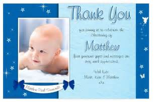 Baptism Thank You Card Template by How To Create Baptism Thank You Cards Templates The Give