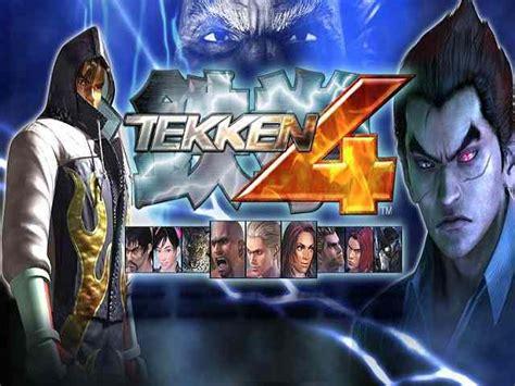 tekken 4 game for pc free download in full version tekken 4 game free download full pc