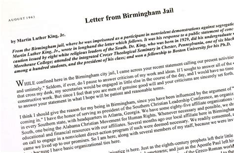 Letter From Birmingham Howard Bankhead Golf Civility Character Sifford And Martin Luther King Jr