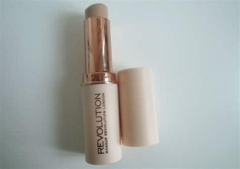 Stick Foundation makeup revolution fast base stick foundation review