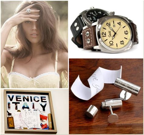 Wedding Gift Ideas For Groom by Wonderful Wedding Gifts For The And Groom To Exchange