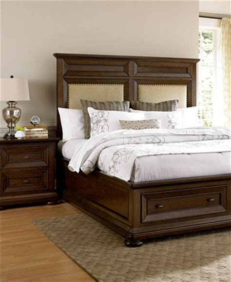 Riverdale Bedroom Furniture Sets Pieces Furniture Macy S Macys Bedroom Set