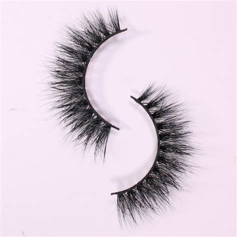 most comfortable false eyelashes paris 3d mink handcrafted false eyelashes