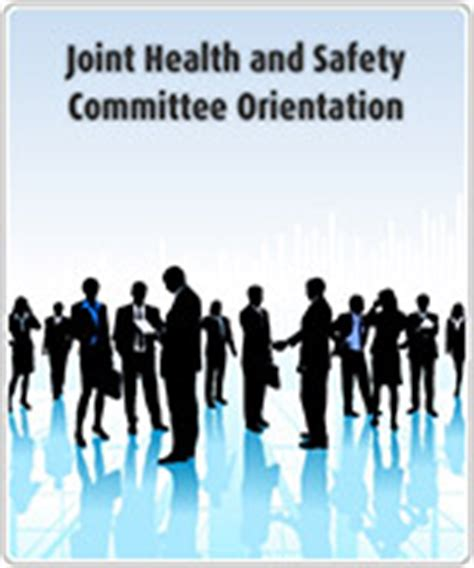 joint health and safety committee wellnet solutions health safety
