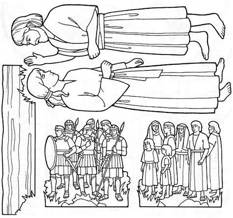 coloring pages baptism lds baptism lds lesson ideas