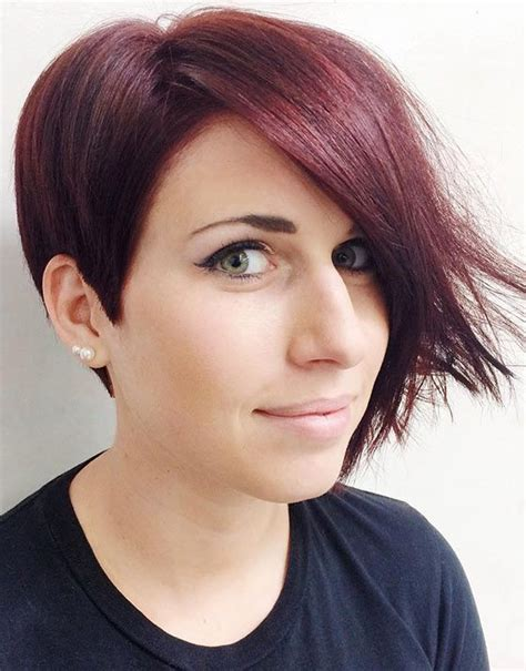 asymmetrical pieced pixie haircuts 17 best images about hair cuts on pinterest pixie