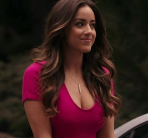 skye bennett actress chloe bennet is a good actress and singer appeared in the