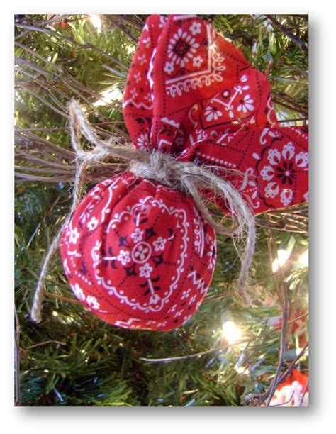 bandana christmas ornaments princess decor