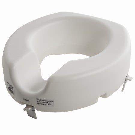 pcp universal molded toilet seat riser white high
