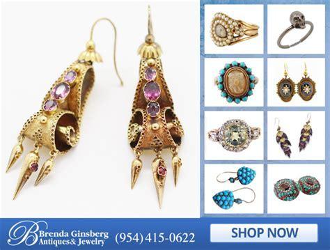 Antique English Jewelry