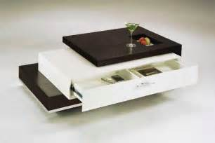 trio contemporary coffee table by rick lee freshome com