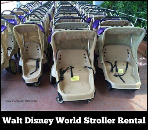 Crib Rental Orlando Fl by Stroller Rental At Walt Disney World Parks