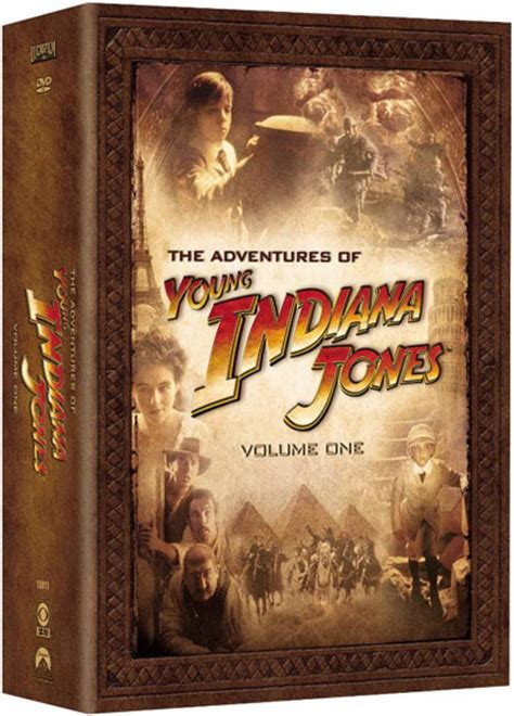 chronicles of volume 1 the indiana jones chronicles dvd news press release