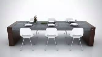 Wooden Dining Room Tables by Tavolo Di Alfonso Concrete Dining Table Youtube