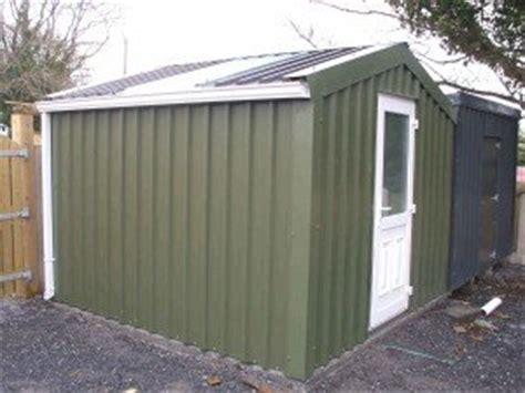 Insulated Sheds For Sale Steel Sheds Ireland Steel Garden Sheds Dublin Wicklow