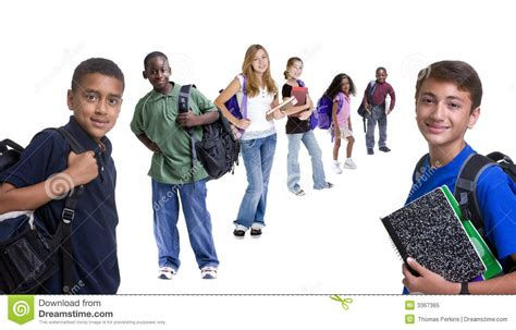 Royalty Free School Children Stock by Of School Royalty Free Stock Photo Image 3367365