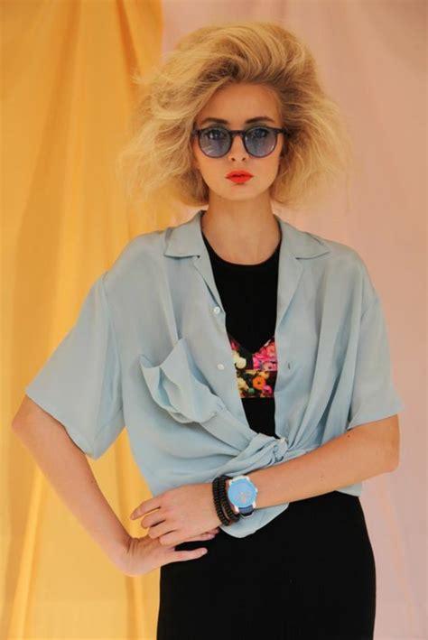 70er Jahre Mode Frauen by 80 Ideen F 252 R 80er Kleidung Zum Erstaunen 80er